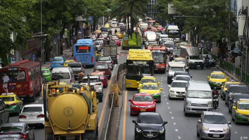 Thailand: How to avoid getting stuck in traffic