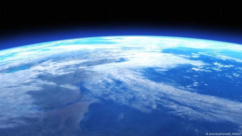 Why does the earth have an atmosphere?