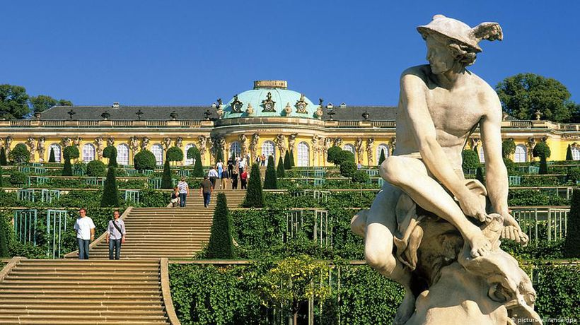 Potsdam - the Versailles of the North