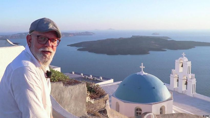 Meet a local: Santorini, Greece