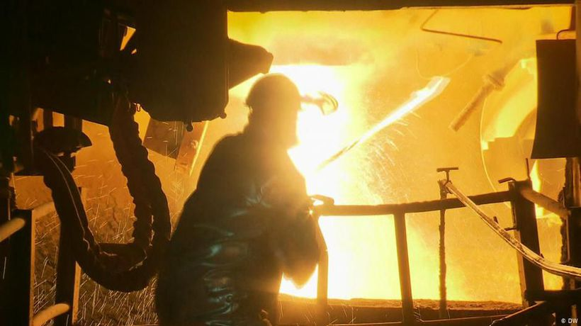Can Steel Production Be Made Greener?