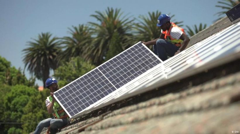 Sun, Wind and Water: South Africa's Energy Revolution