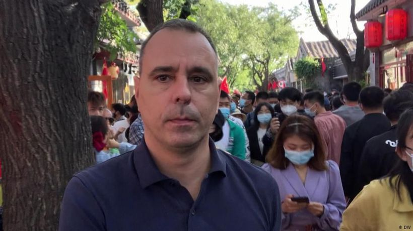 Tourism and the virus in China