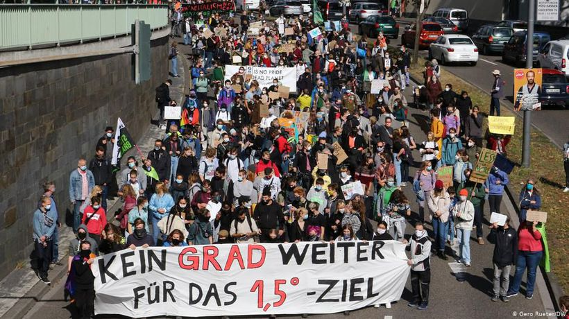 Germany: Planting trees for climate justice