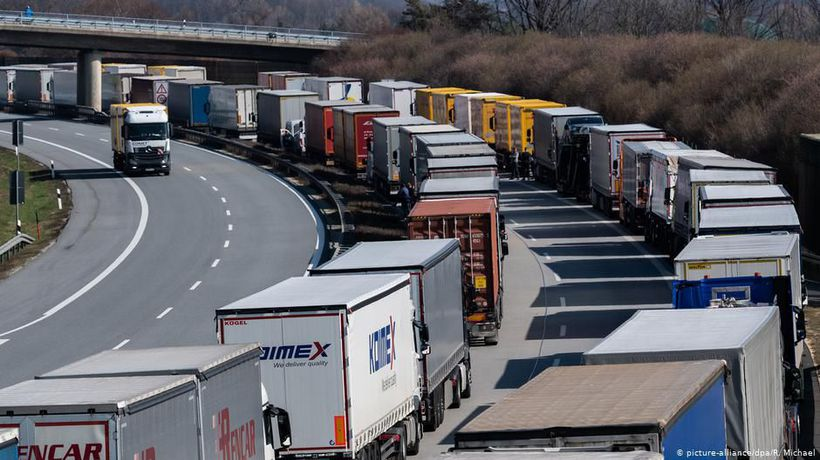 Romania: The dirty business of truck driving
