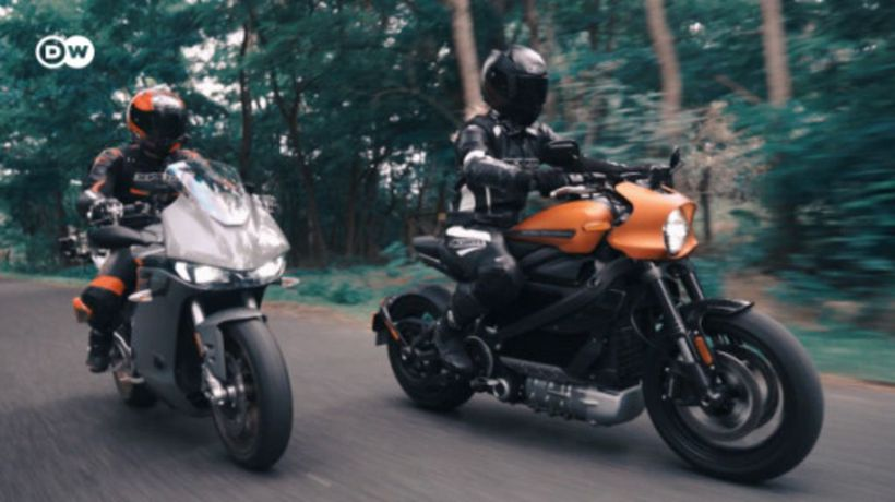 Electrified bikers: E-Harley LiveWire vs. Zero SR / S
