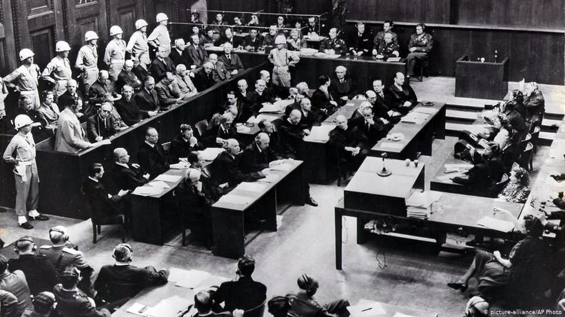 Germany: Witnesses Remember the Nuremberg Trials