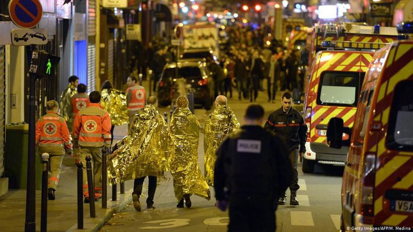 France: Two fathers write a book about the Bataclan attack