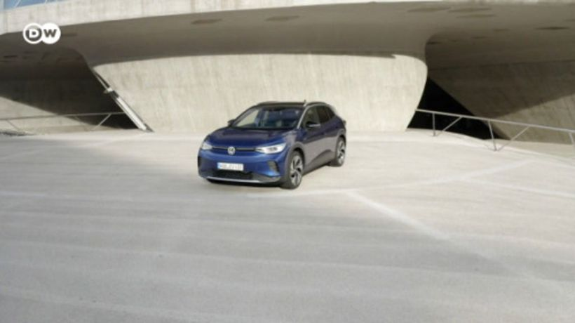 ID.4: The first electric SUV from VW