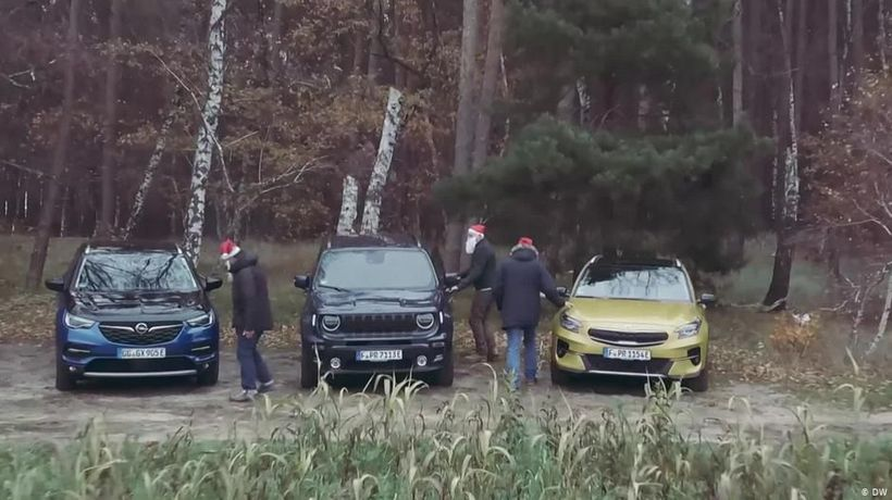 Which is the best Christmas SUV?