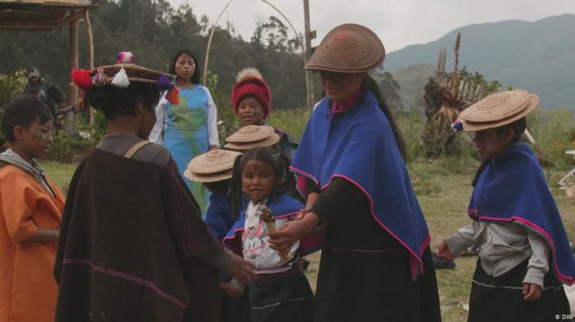Colombia: Indigenous communities forge the future