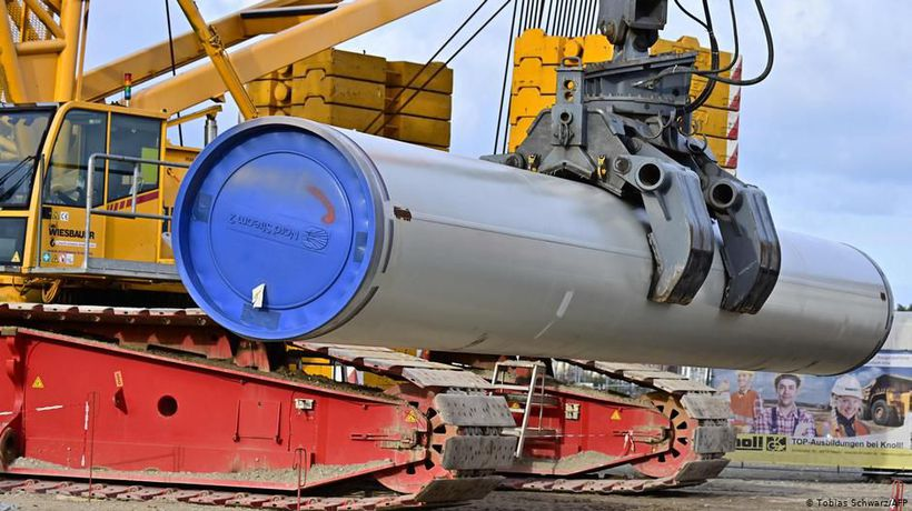 Germany: Conflicts over Nord Stream 2 reignited