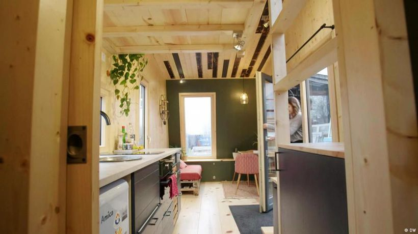 Tiny homes - a big trend