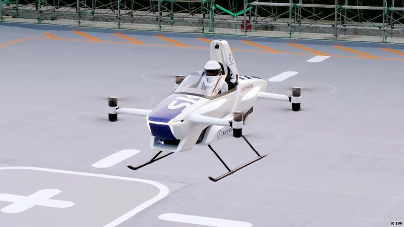 Flying cars: the future of mobility?