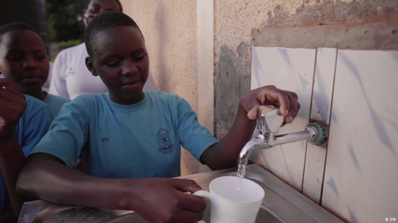 Uganda: Water filter innovation