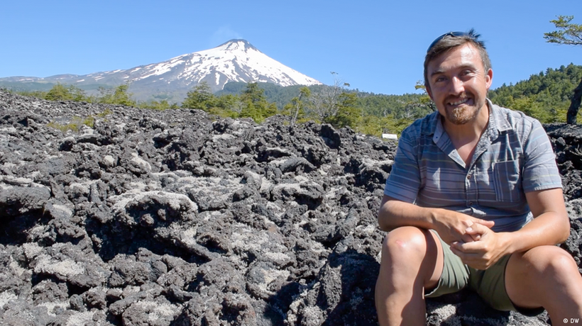 Meet a local: A volcano tour in Pucon Chile
