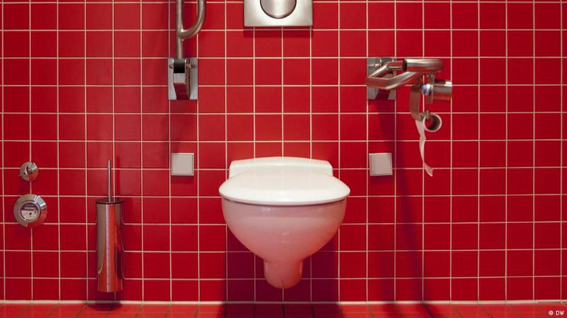 Is the toilet the most vital invention ever?