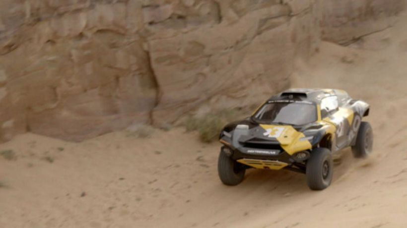 Extreme E - The world's most extreme racing series