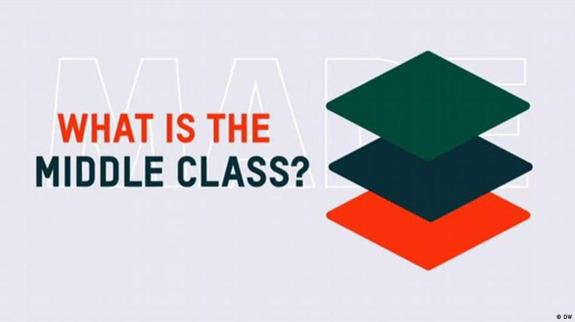 Who constitutes the middle class exactly?