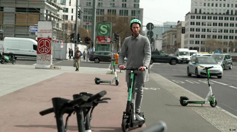 TIER: sustainable mobility in the big city