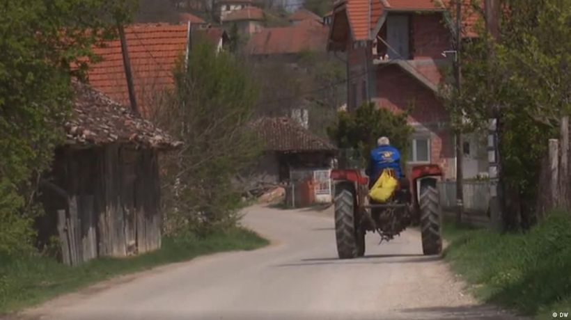 Corona leads to village revival in Serbia