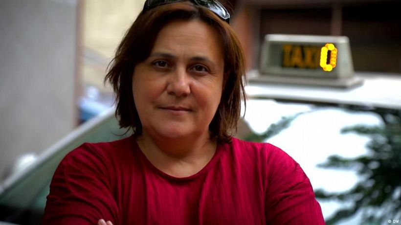 COVID compassion from Madrid's taxi community