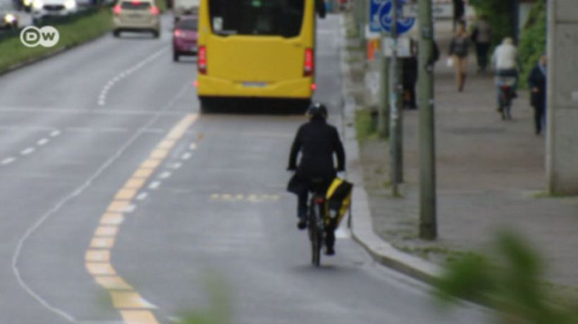 Germany: Into the future by bicycle