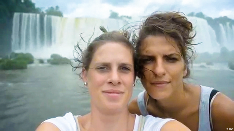 South America - a selfie vacation video