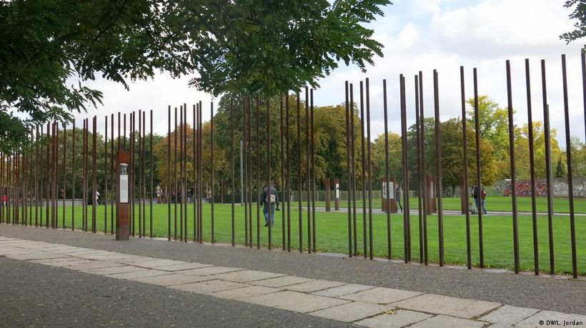 Central place of remembrance: The Berlin Wall Memorial