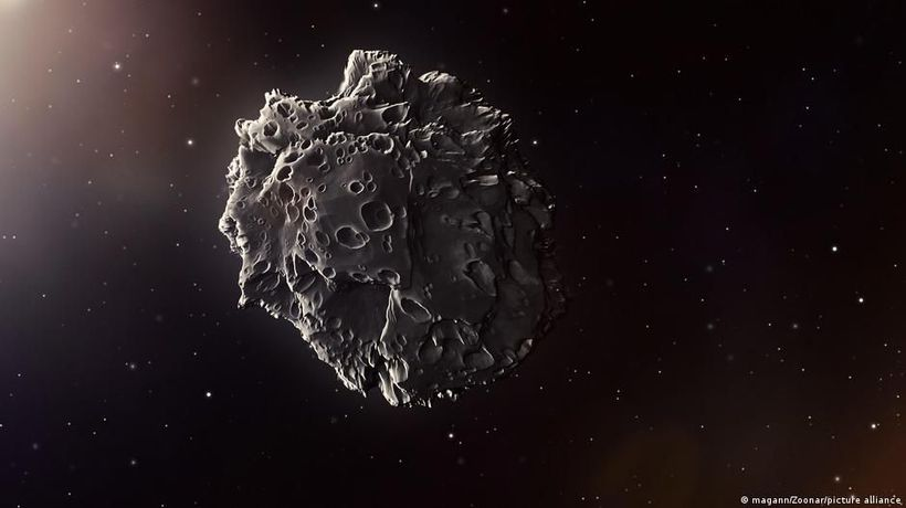 Do meteorites have the building blocks of life?