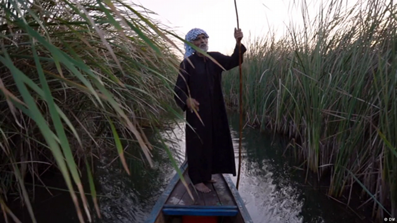 Iraq's marshes are drying up