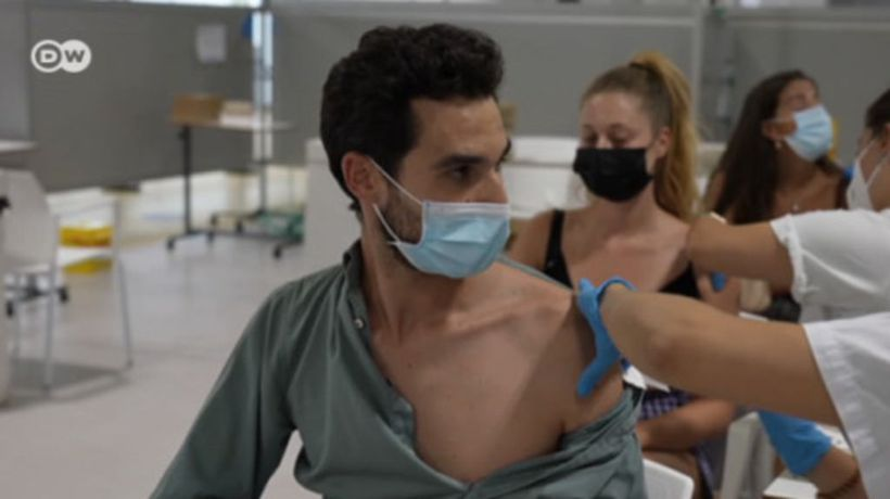 Spain: Trust in vaccination campaign