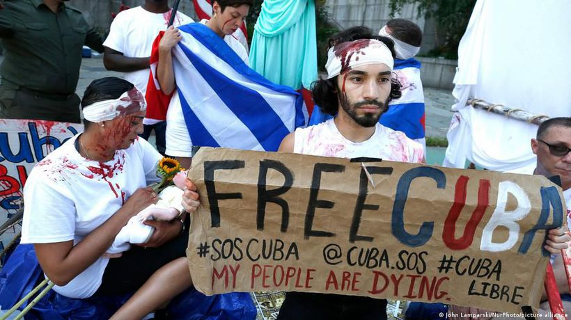 What happened to Cuba's budding protest movement?