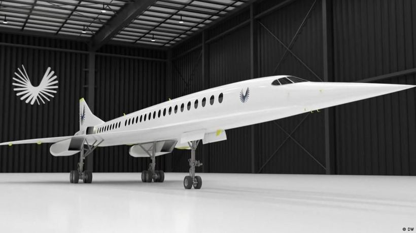 Is supersonic travel on the horizon?