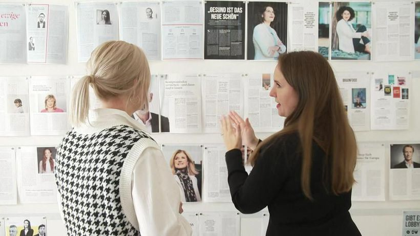 Strive: A business magazine for women