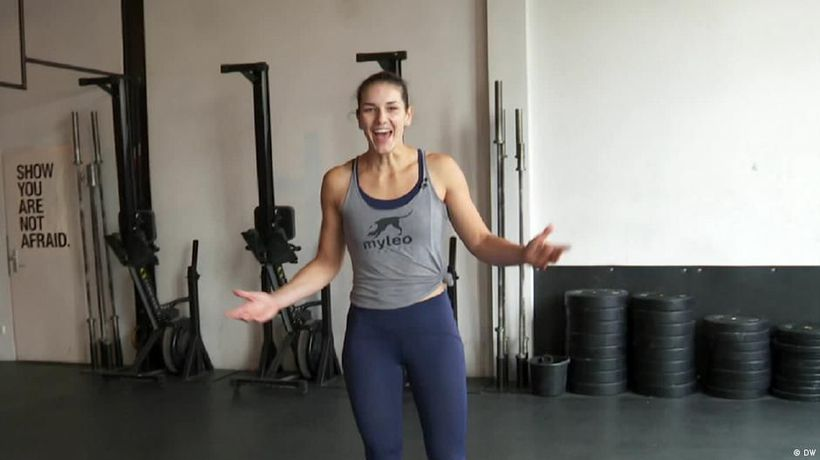 Burpees for more fitness