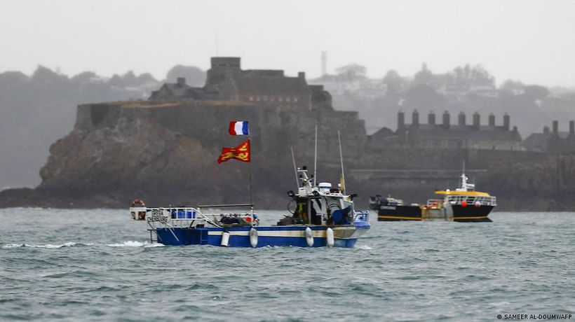 France: Fishing grounds dispute