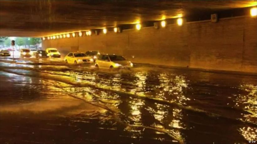 Defying the deluge - flood prevention in cities