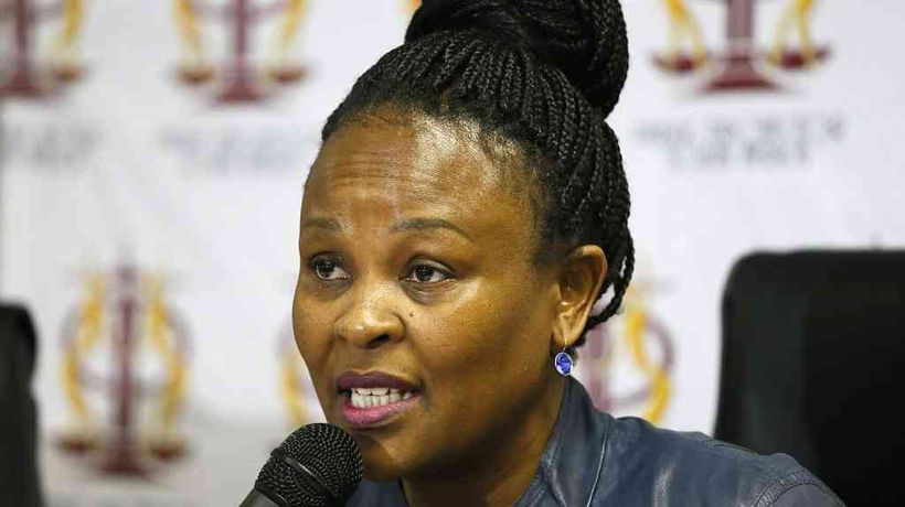 PSA says more trouble lie ahead for Busisiwe Mkhwebane