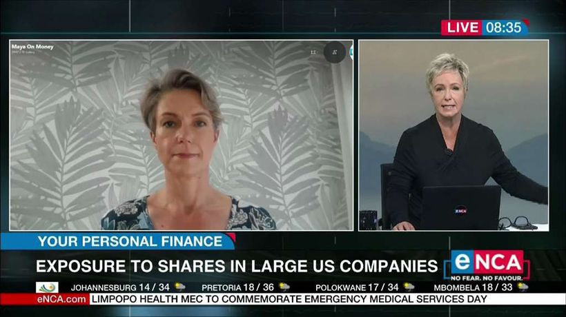 Expert advises on investing in offshore shares