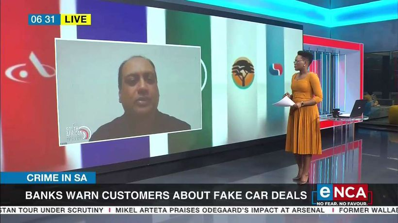 Banks warn customers about fake car deals