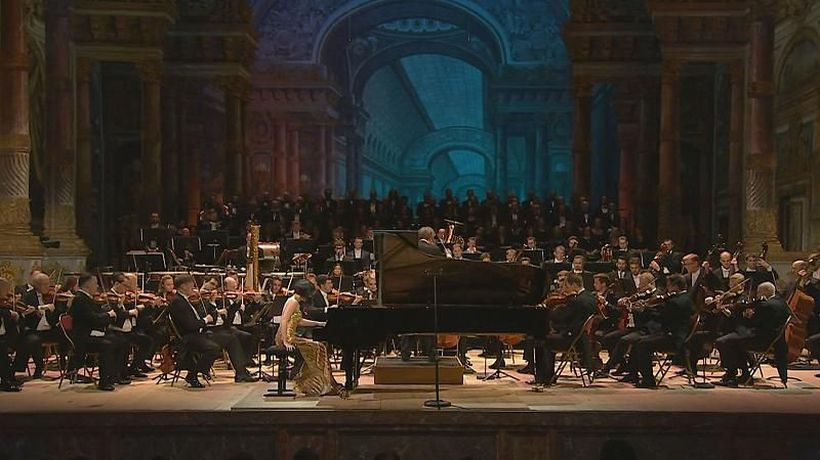 Musica - 'Concert for Peace': Vienna Philharmonic and pianist Yuja Wang mark 100 years since end of Great War