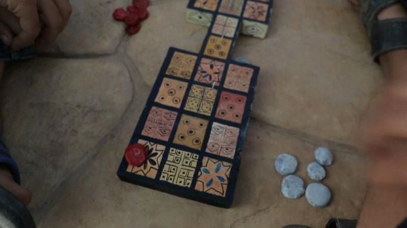 World News - Royal Game of Ur: the ancient boardgame making a comeback in Iraq