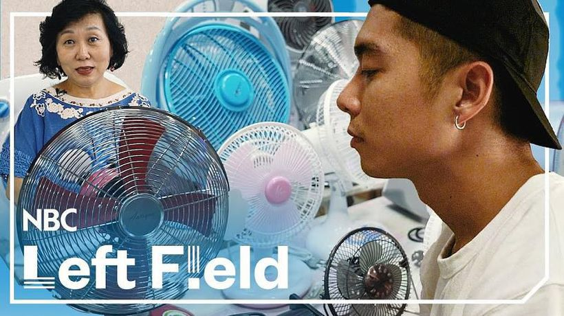 World News - Why Korean parents believe the breeze from a fan can kill you