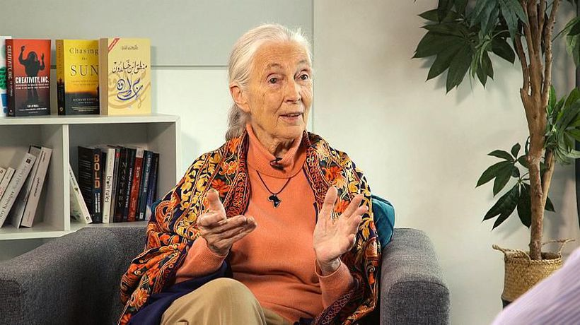Inspire Middle East - Jane Goodall reinforces her wildlife conservation initiative in the UAE