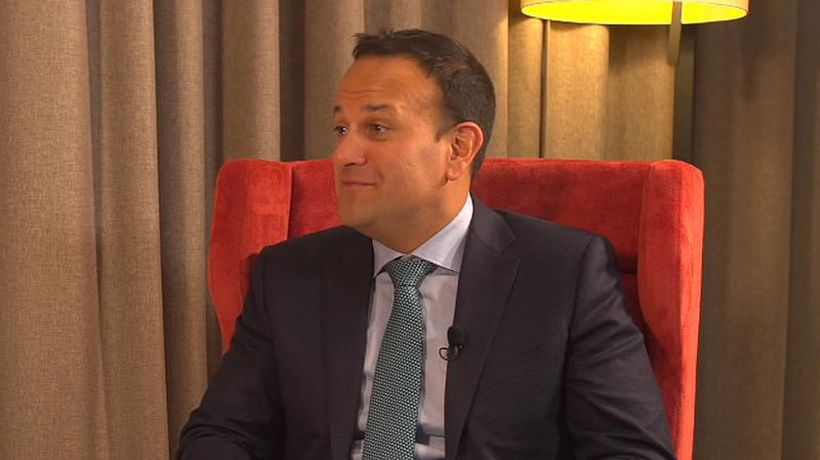 "The Global Conversation - Brexit ""act of self harm"", Irish PM tells Euronews"