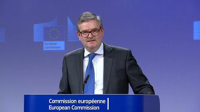 Raw Politics - EU commissioner for security warns tech companies to remain vigilant when it comes to fake news