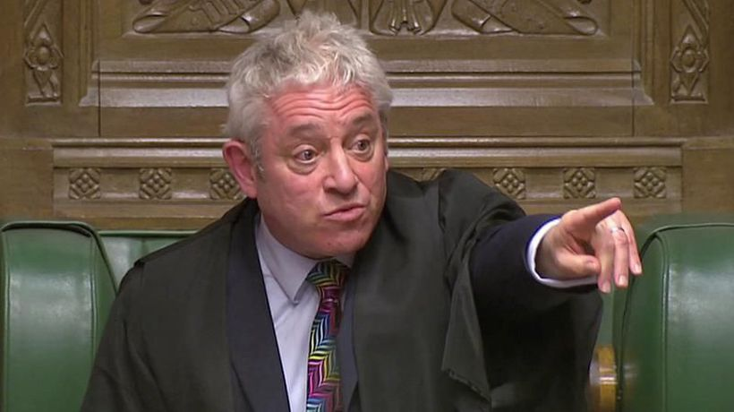 World News - Watch: The best of Bercow setting the record straight in the Brexit debate