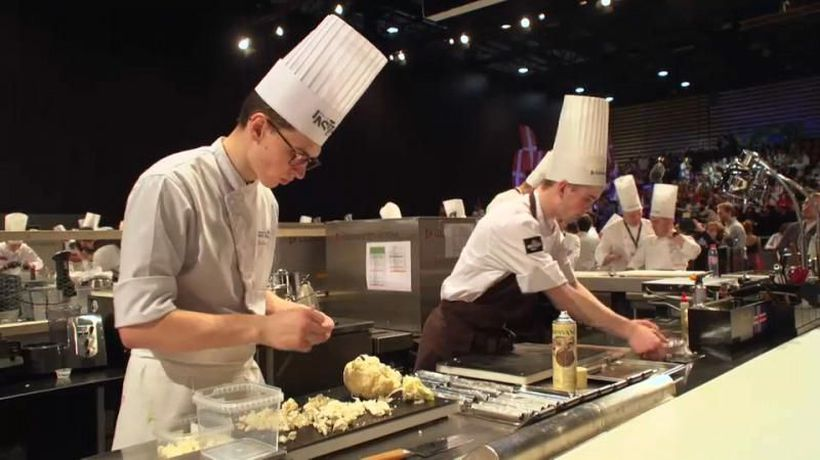 Good Morning Europe - Bocuse d'Or: behind the scenes at Lyon's gastronomic olympics