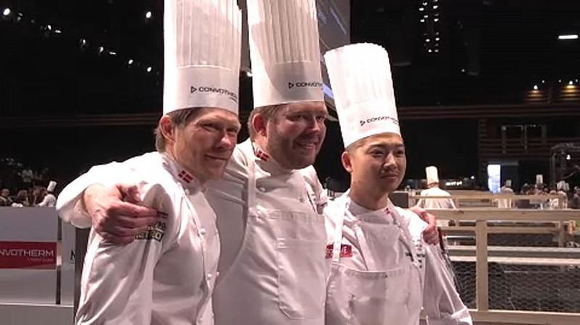 World News - Denmark wins Bocuse d'Or 2019 'culinary Olympics' in Lyon